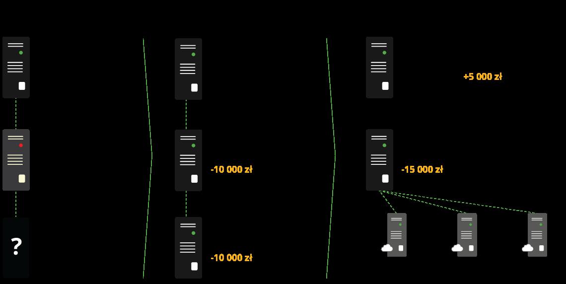 rozwiązania serwerowe wirtualizacja case study studium przypadku