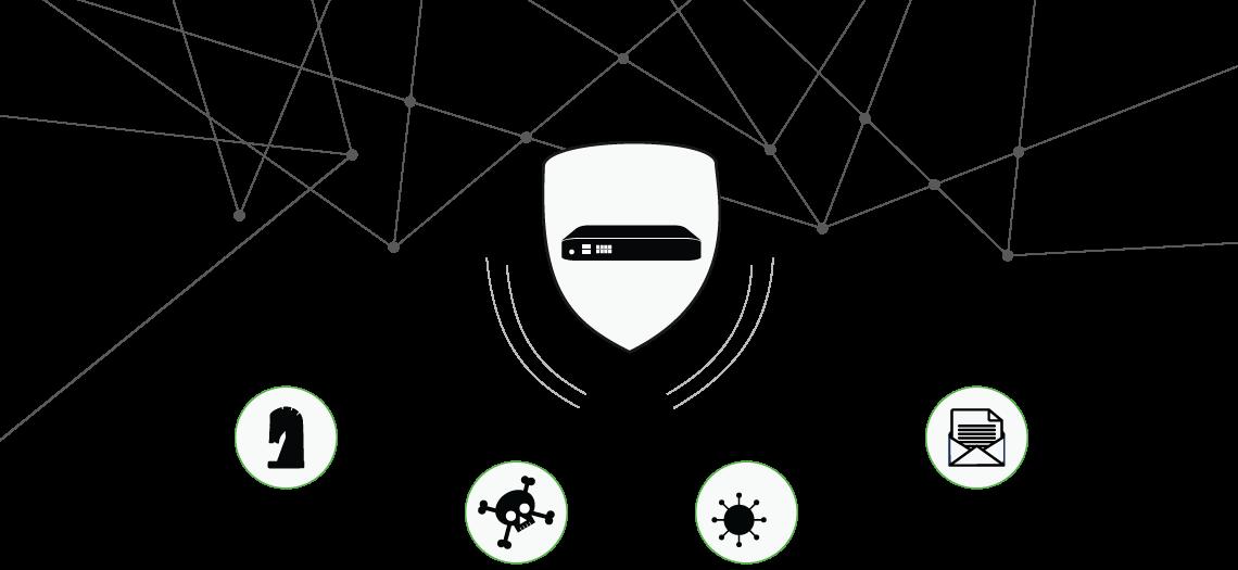 Ochrona sieci informatycznej infrastruktury IT - rozwiązania sieciowe