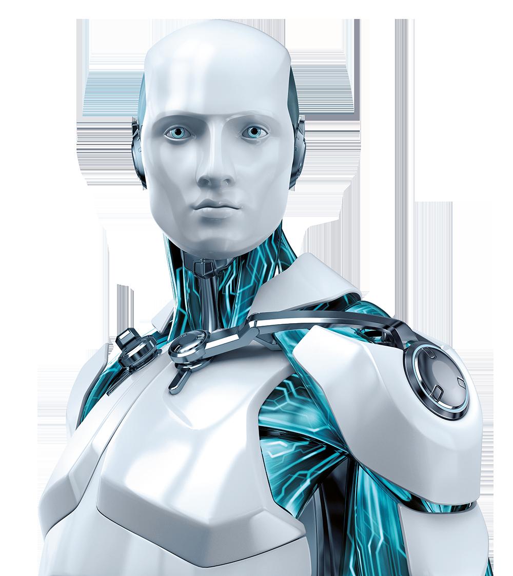 Robot ESET