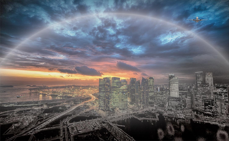 Nasza oferta a potrzeby infrastruktury IT organizacji, instytucji, firmy - metafora miasta
